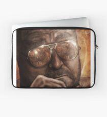 Walter- Jesus Reflection-Lebowski Laptop Sleeve