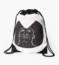 Enlightened Man Drawstring Bag