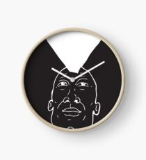 Enlightened Man Clock