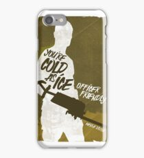 merle dixon iPhone Case/Skin
