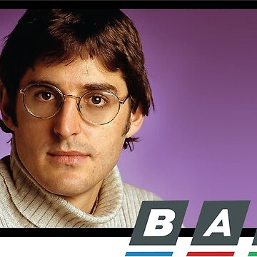 Louis Theroux BAE by DisposedShrimp