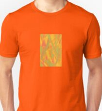 Butterfly scales (orange shades) T-Shirt