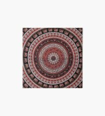 Elephant Tapestry Design Art Board