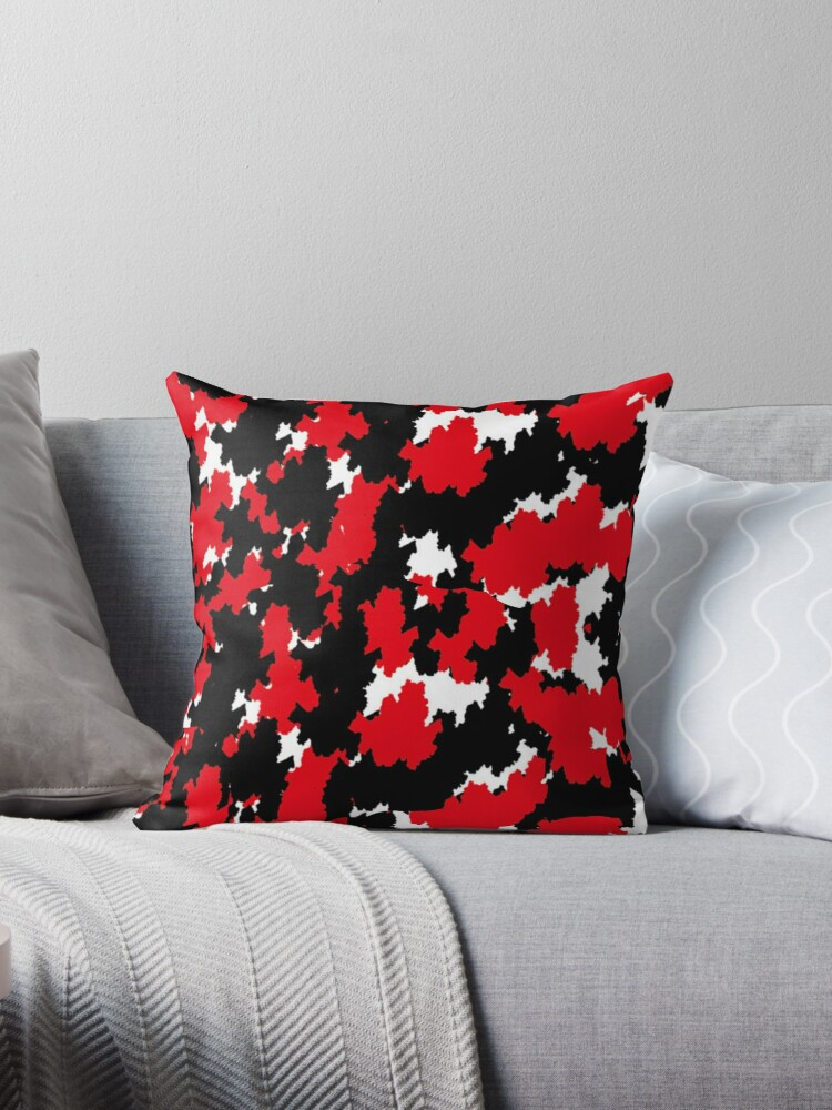 'NCT #127 Album Cover Print' Throw Pillow by trademarklee