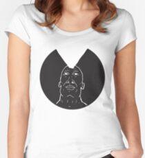 Enlightened Man Women's Fitted Scoop T-Shirt