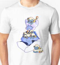Holly blue and mareeps Unisex T-Shirt