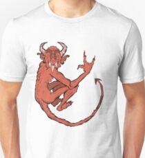 devil (red) Unisex T-Shirt