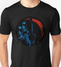 Universal Soldier Sci-fi Cover T-Shirt