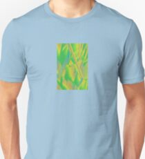 Butterfly scales (green shades) T-Shirt