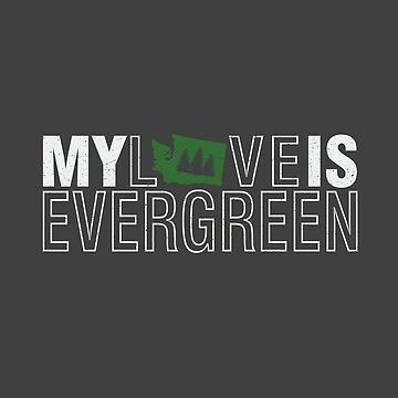 Evergreen Love - Washington by LH-Creative