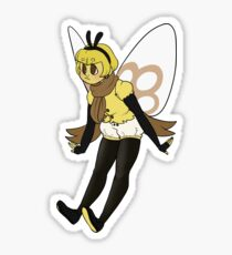 Ribombee - Pokemon Sticker