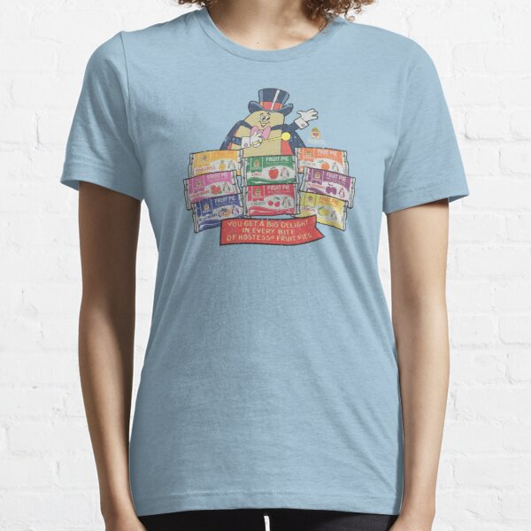 Hostess Fruit Pies (distressed for light shirts) Essential T-Shirt