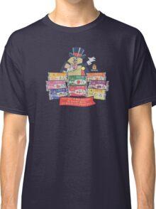 Hostess Fruit Pies (clean for dark shirts) Classic T-Shirt