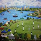 Balmain cricket by Lizzy Newcomb