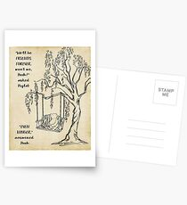 Winnie the Pooh - Friends Forever Postcards