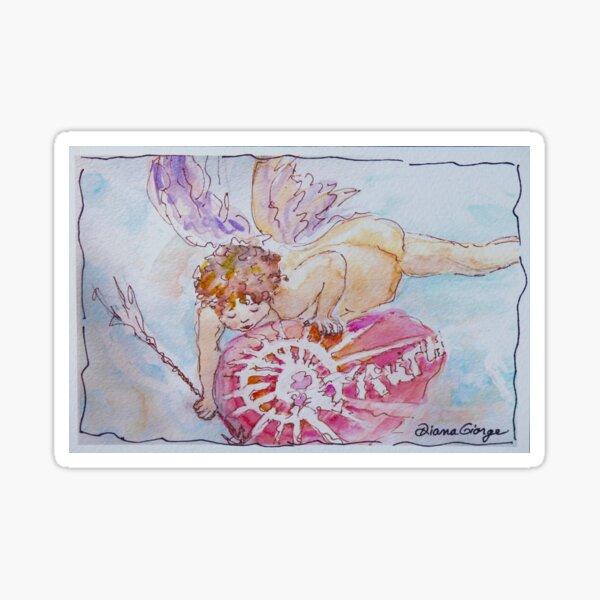Angel of Truth Sticker
