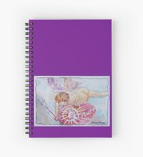 Angel of Truth Spiral Notebook