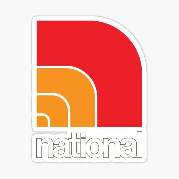 National Sticker