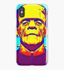 Boris Karloff, alias in The Bride of Frankenstein iPhone Case/Skin