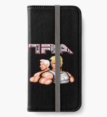 Contra - NES Trump Edition iPhone Wallet/Case/Skin