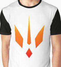 Heat Flash Trident Graphic T-Shirt
