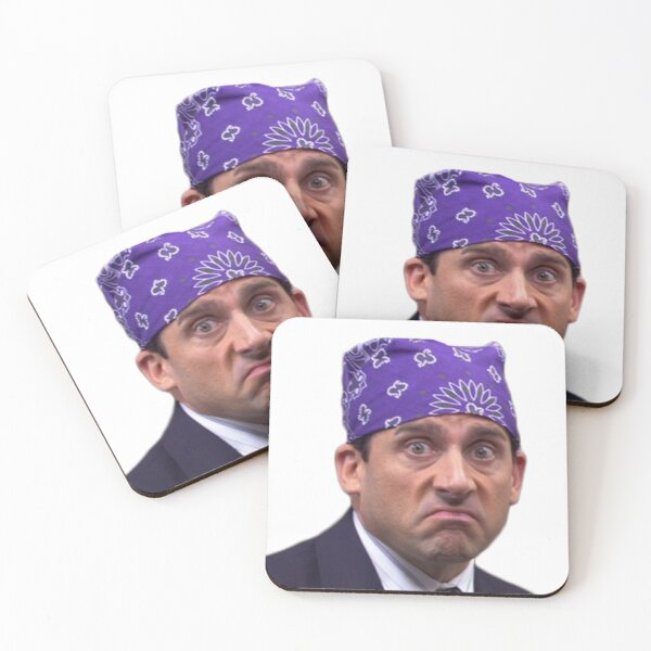 prison mike Coasters (Set of 4)