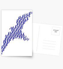 Ordre Postcards