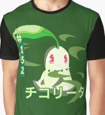 chikorita #152   Graphic T-Shirt