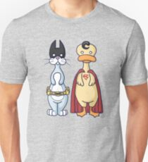 Rabbit v Duck T-Shirt