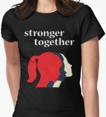 Stronger Together Feminist  T-Shirt