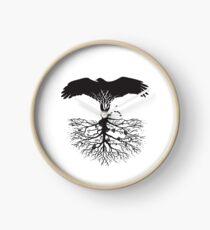 Bird of Pray: Rooted Clock