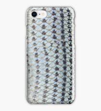 Striper Scale Print iPhone Case/Skin