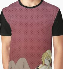Fairy tail - Lucy Heartfilia Graphic T-Shirt