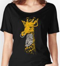 Rough Giraffet Women's Relaxed Fit T-Shirt