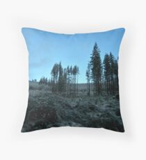 Trees | Washington PNW Throw Pillow
