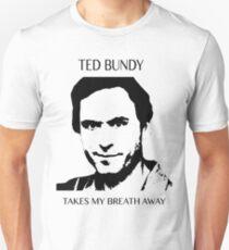 Ted Bundy - Black T-Shirt