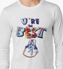 Earthworm Jim - You're The Best Long Sleeve T-Shirt