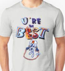 Earthworm Jim - You're The Best Unisex T-Shirt