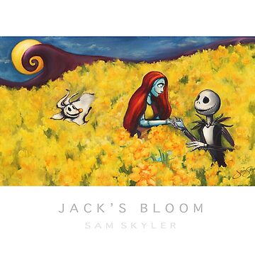 Jack's Bloom by samskyler