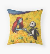 Jack's Bloom Throw Pillow