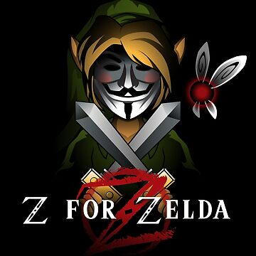 Z for Zelda by cArxangel