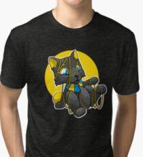 Bastet Tri-blend T-Shirt