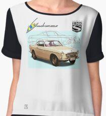 Volvo P1800S Coupe Chiffon Top