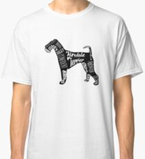 Love an Airedale Classic T-Shirt