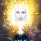 Christ Consciousness - the LIGHT of the world by art-by-angels