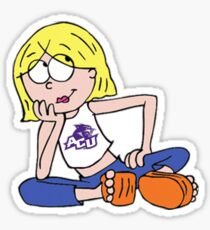 Abilene Christian University Sticker