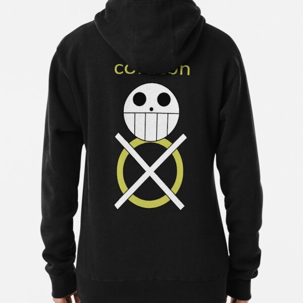 Corazon Jolly Roger Pullover Hoodie