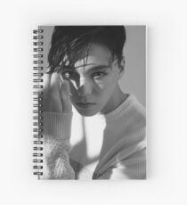 vernon seventeen Spiral Notebook