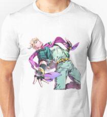 Caesar Anthonio Zeppeli - Jojo's Bizarre Adventure Part 2: Battle Tendency Unisex T-Shirt