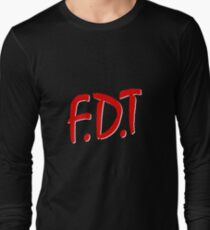 FDT Long Sleeve T-Shirt
